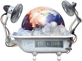 Geoingeniería cambio climático