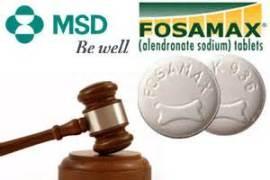 Fosamax MSD medicamento osteoporosis menopausia bifosfonatos