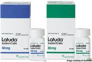 Latuda medicamento fármaco esquizofrenia