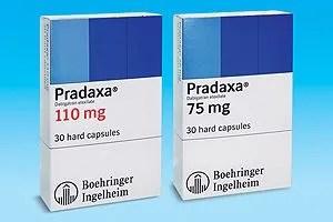 Pradaxa, Boehringer, Pradaxa, Coágulos, Hemorragia, Anticoagulante, Reacciones Adversas a los Medicamentos