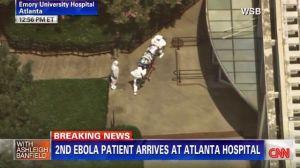Ébola virus enfermedad vacuna suero
