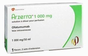 Arzerra gsk medicamento muerte leucemia