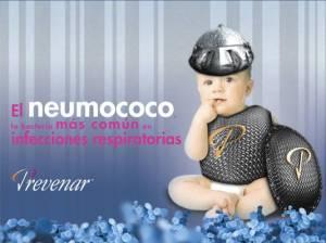 Prevenar vacuna neumococo