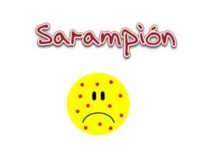Sarampion vacuna