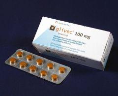 GLIVEC cáncer patente