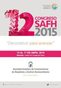 12 CONGRESO SAFH - Cartel 2015 - FINAL