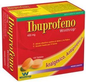 ibuprofeno paracetamol