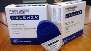 relenza gripe