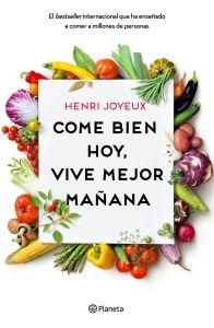 Libro Comer bien hoy