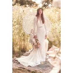 Small Crop Of Long Sleeve Wedding Dress