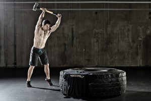 Hammer and Tyre Training, a CROSSFIT Favourite