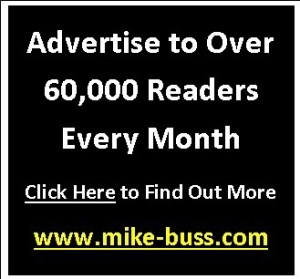 advertise with Mike Buss Ad