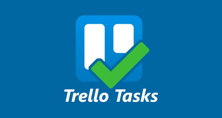 Trello Tasks – A Chrome Extension