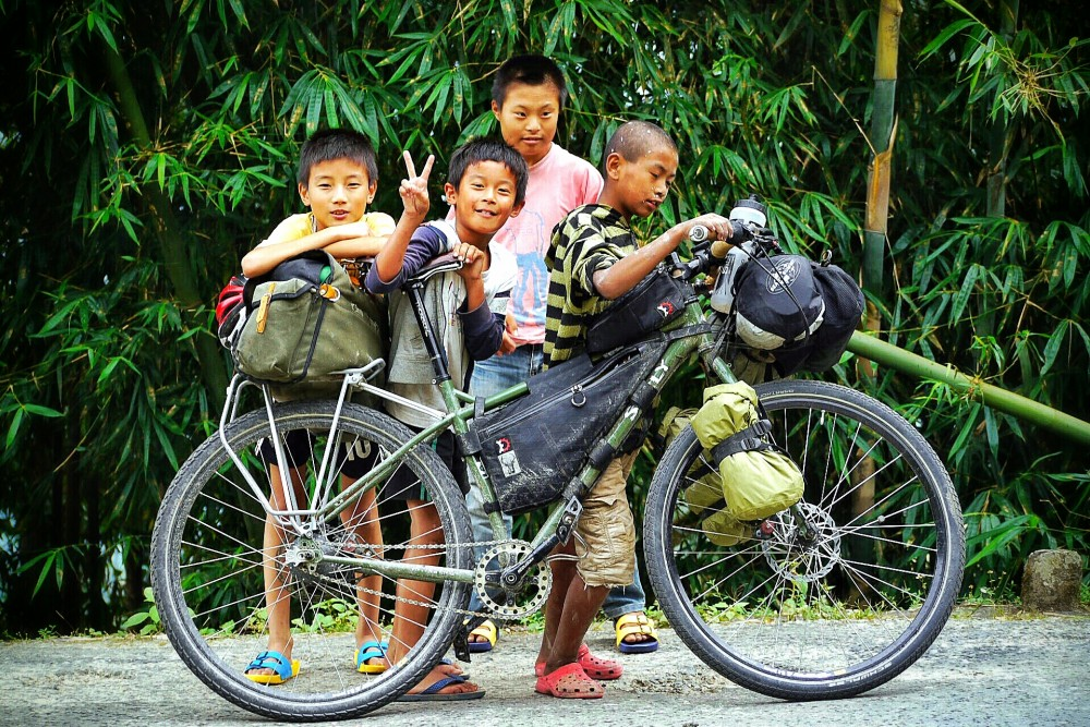 West Sikkim Cycling