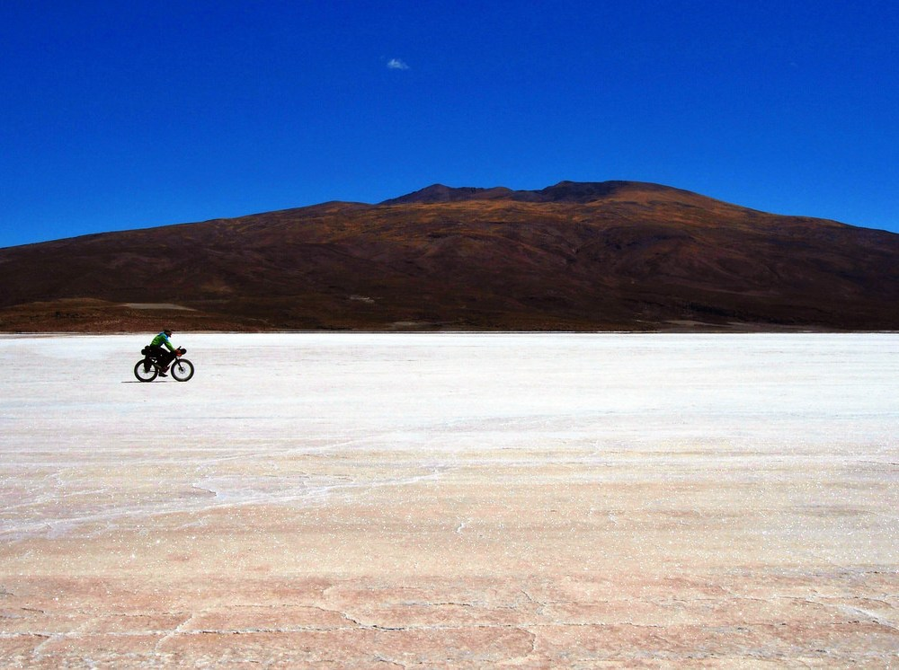 Bolivian Backlog:¡Salar Espectacular!