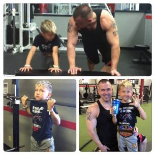 fit dad, dad bod, natural bodybuilder, powerlifter