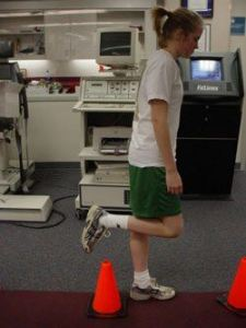 Retrowalking ACL Rehabilitation