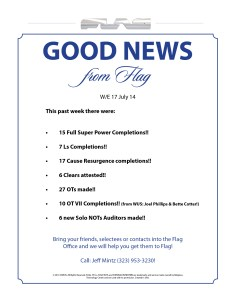 fsc good news 17july14