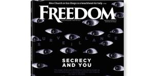 Scientology Spying Hypocrisy