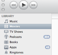 itunes Import DVDs to iTunes