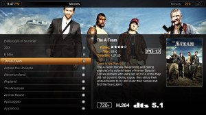 imgPlexMovie w900 300x168 Hands on: Plex v0.9.3.4