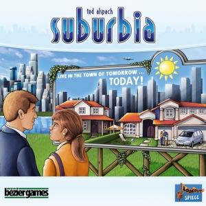 Suburbia cover