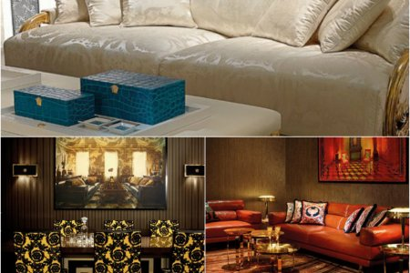 how to decorate your milan appartment with versace home decor 2