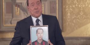 """""""Il Milan è una questione di cuore"""" tradotto: il Milan è il mio giochino gnè gnè gnè!"""