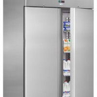 Double door stainless steel cabinets