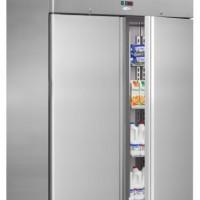 Double door stainless steel cabinets