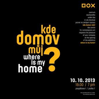 Pozvanka KDM DOX