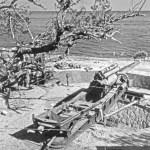 152 millimetri nei pressi di Palermo nel 1943