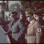 4 franz ritter von Epp & Oberbürgermesiter of Passau in Castle Pasau at the time of the Sudetenland invasion