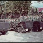 German victory parade in Warsaw1