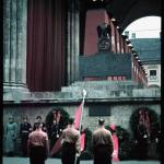 Munich Germany November 9, 1938 during the remembrance of the Putsch08