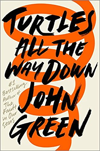 Today I carved out some time to put up a quick review of Turtles All The Way Down by John Green. If you haven't read it yet, I think you probably should!
