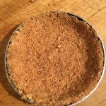 Crushed Digestive Biscuit Crust