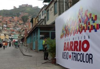 Barrio Nuevo, Barrio Tricolor