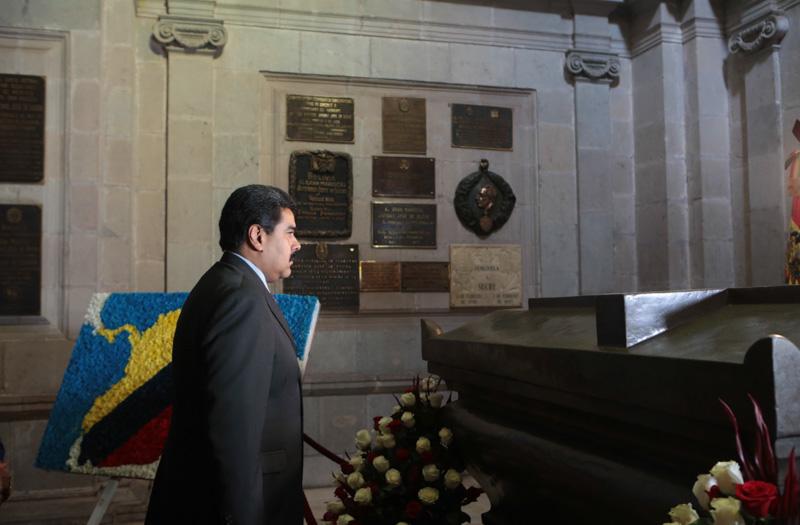 gobierno antonio jose sucre:
