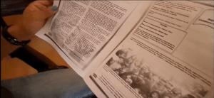 Periódico comunitario La Voz de Chávez