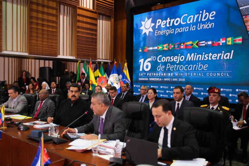 Petrocaribe ha cumplido una gran misión de paz, estabilidad y seguridad energética