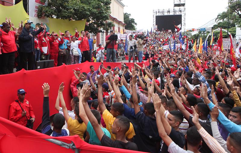 +FOTOS: Tenemos 16 años construyendo los derechos sociales de los trabajadores