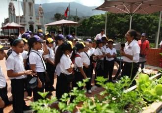 Niños en Jornada MINCI 25 05 2016 FOTOS- LUIS LAYA (1)