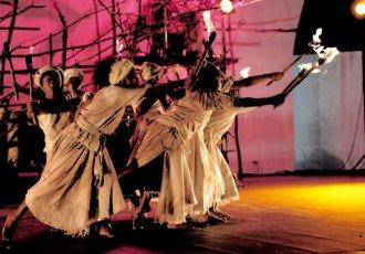 teatro-negro Barlovento