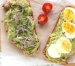 pittige avocadospread