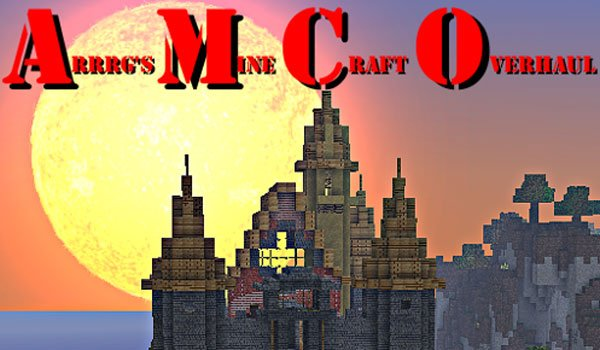 AMCO Mod Pack for Minecraft 1.5.2