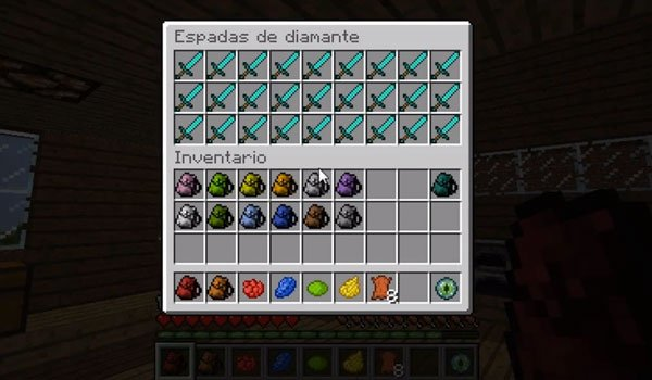 Backpacks Mod for Minecraft 1.7.2 and 1.7.10