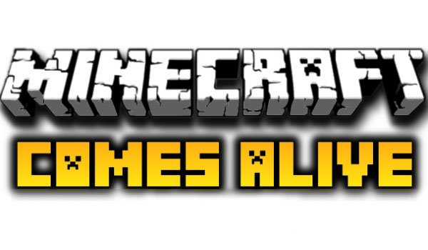 Minecraft Comes Alive Mod for Minecraft 1.7.10 and 1.7.2