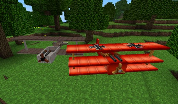 Flan's Mod for Minecraft 1.7.2 and 1.7.10