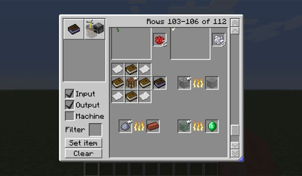 CraftGuide Mod for Minecraft 1.7.2 and 1.7.10